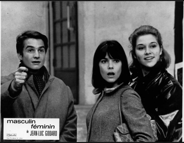 Godard - Masculin, Feminin