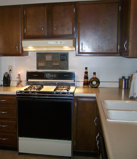 Countertop Upgrades : how to upgrade kitchen countertops and floors on a budget Flickr ...
