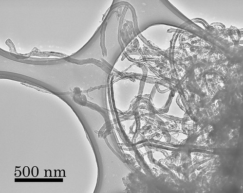 Carbon Nanotubes 1 | by NASA Goddard Photo and Video