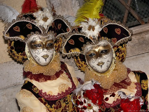 Carnival of Venice 2010 - Three last day
