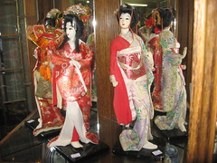 geisha, clothing, woman, female, costume, person, doll,