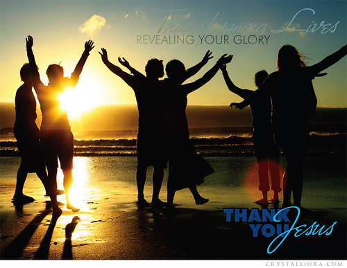 Thank You Jesus Campaign 2010