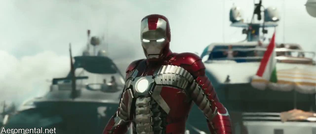 Iron Man 2 Trailer 3 (HD) The briefcase that transforms ...