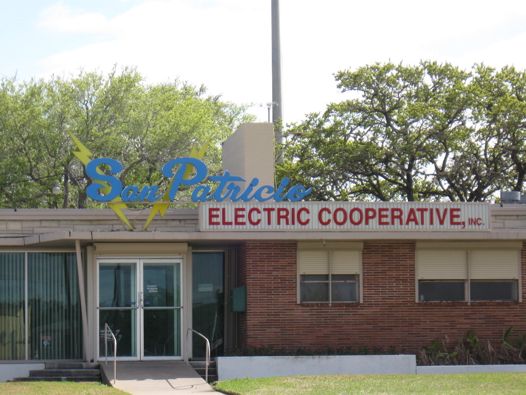 San Patricia Electric Cooperative - Sinton, TX