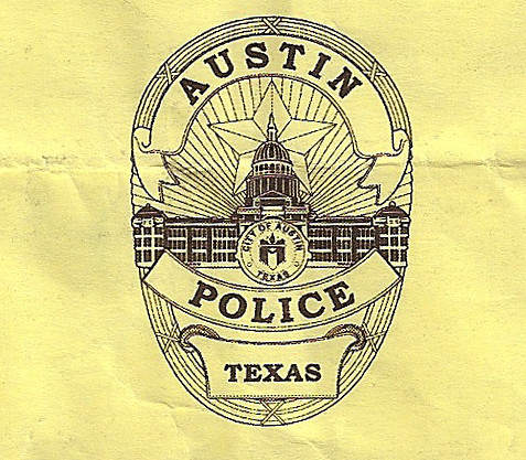 I unlocked the 'pulled by the Austin Police' badge