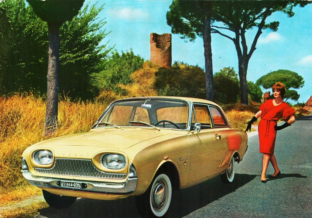 Germany Cars: Ford Taunus 17M (Germany)