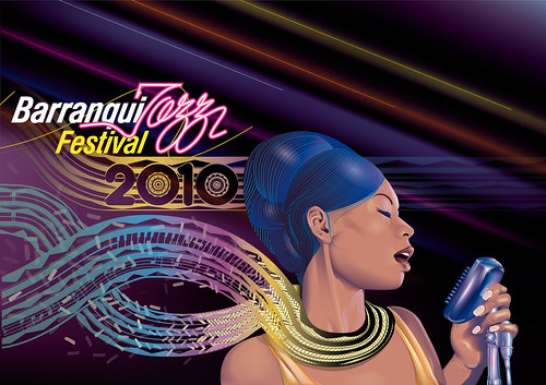 Promo para Barranquijazz festival