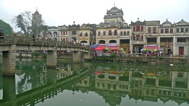Chikan River Bridge