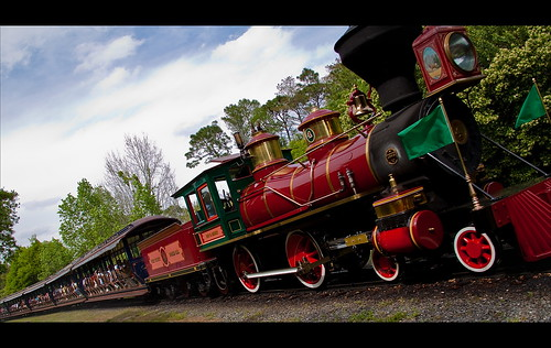 Walt Disney World Railroad: The Roy O. Disney