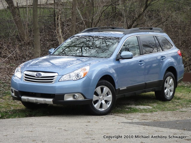 The Schwager Family's New Outback
