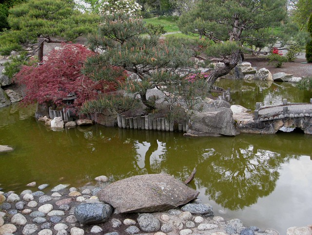 Seike Japanese Garden With Turtle Flickr Photo Sharing
