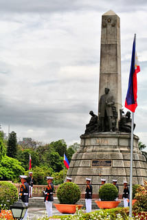 Изображение на Jose Rizal близо до City of Manila. monument statue marine asia flag military philippines manila filipino marines armedforces philippinen joserizal rizalpark filippijnen フィリピン 菲律宾 필리핀 filippinerne fhdr филиппины φιλιππίνεσ الفلبين فیلیپین filipíny בפיליפינים फिलीपींस