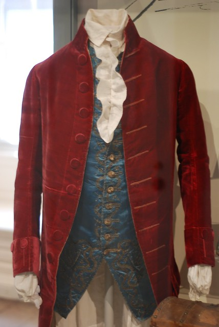 John Hancock's suit | Flickr - Photo Sharing!