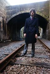 Connaught Railway tunnel, Silvertown.