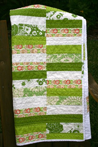 green meadow quilt
