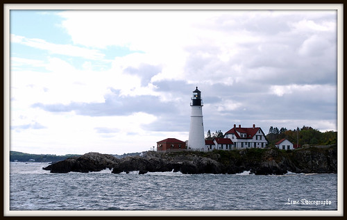 Portland Head Light Revisited