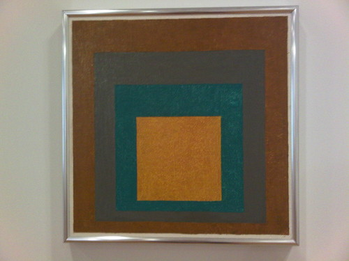 Josef Albers - Homage to the Square: Elected by j_bussmann