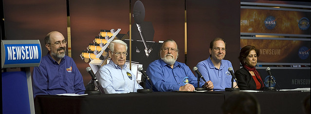 SDO First Light Press Conference - The SDO Science Panel