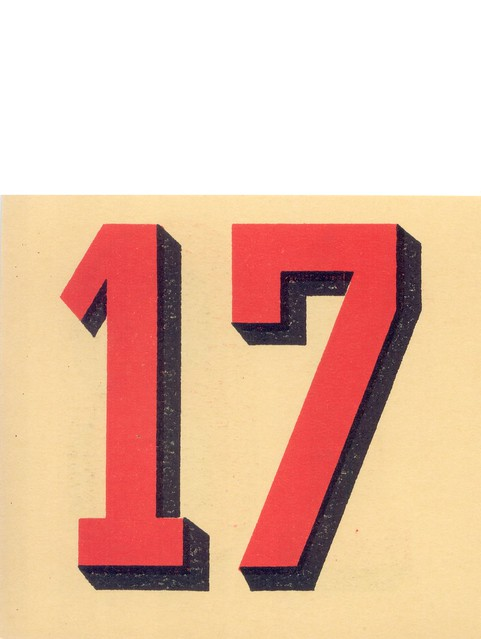calendrier n17