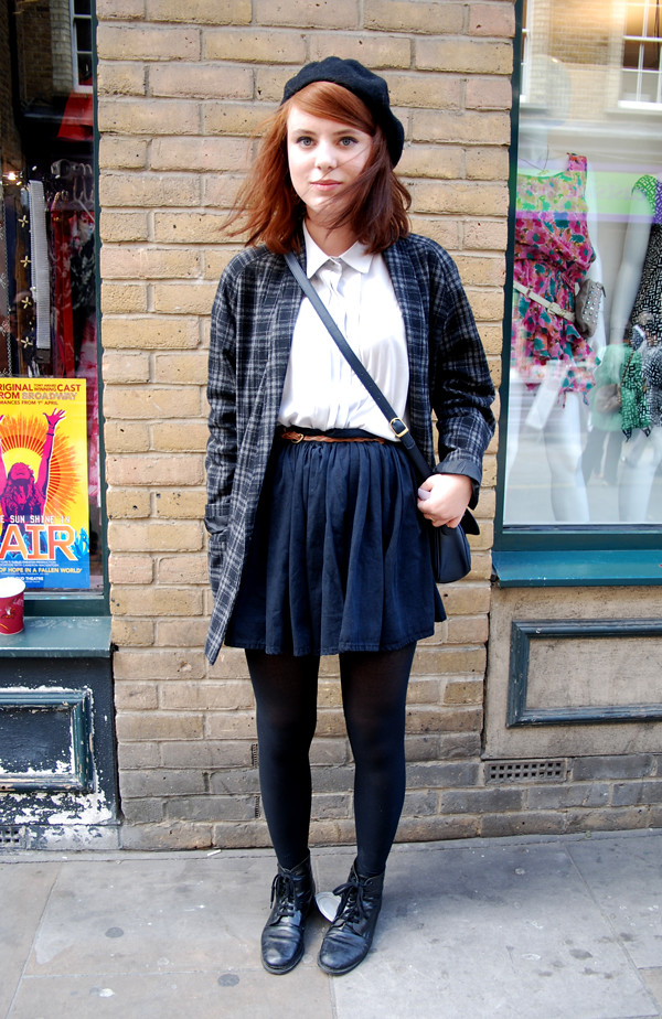 The Style Scout London Street Fashion London Style Brick Lane