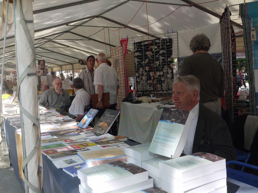 related image - Comédie du Livre 2010 - Vue d'ensemble - P1380919