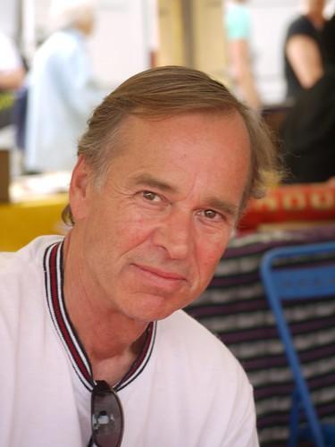 Björn Larsson - Comédie du Livre 2010 - P1390808