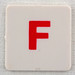 hangman tile red letter F