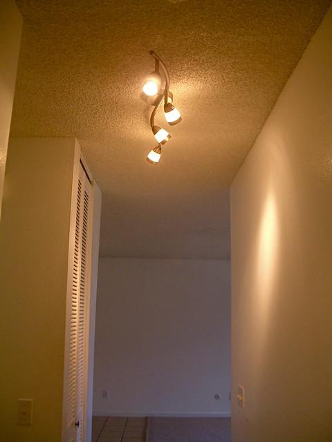 hallway track lighting flickr photo sharing. Black Bedroom Furniture Sets. Home Design Ideas