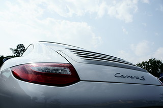 Porsche Carrera S by SONY NEX-5