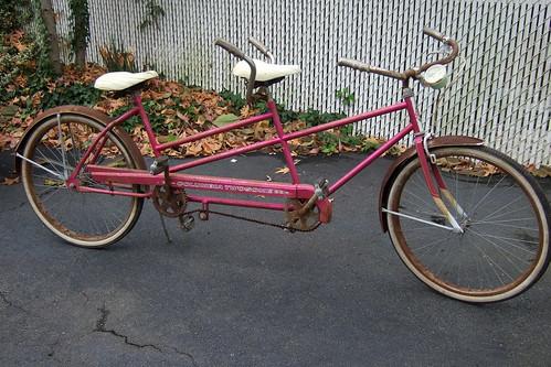 Columbia Tandem Bike Forums