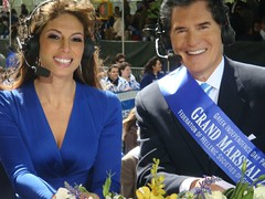 Nicole Petallides Ernie Host Of The Nyc Greek Parade Yin Flickr