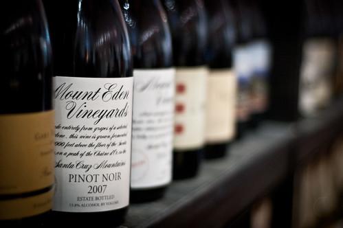 162/365 - Mount Eden Pinot Noir