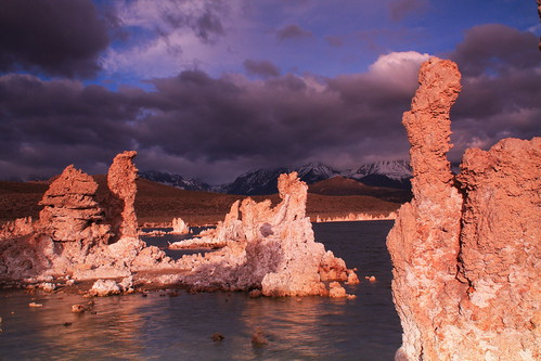 Tufa light.