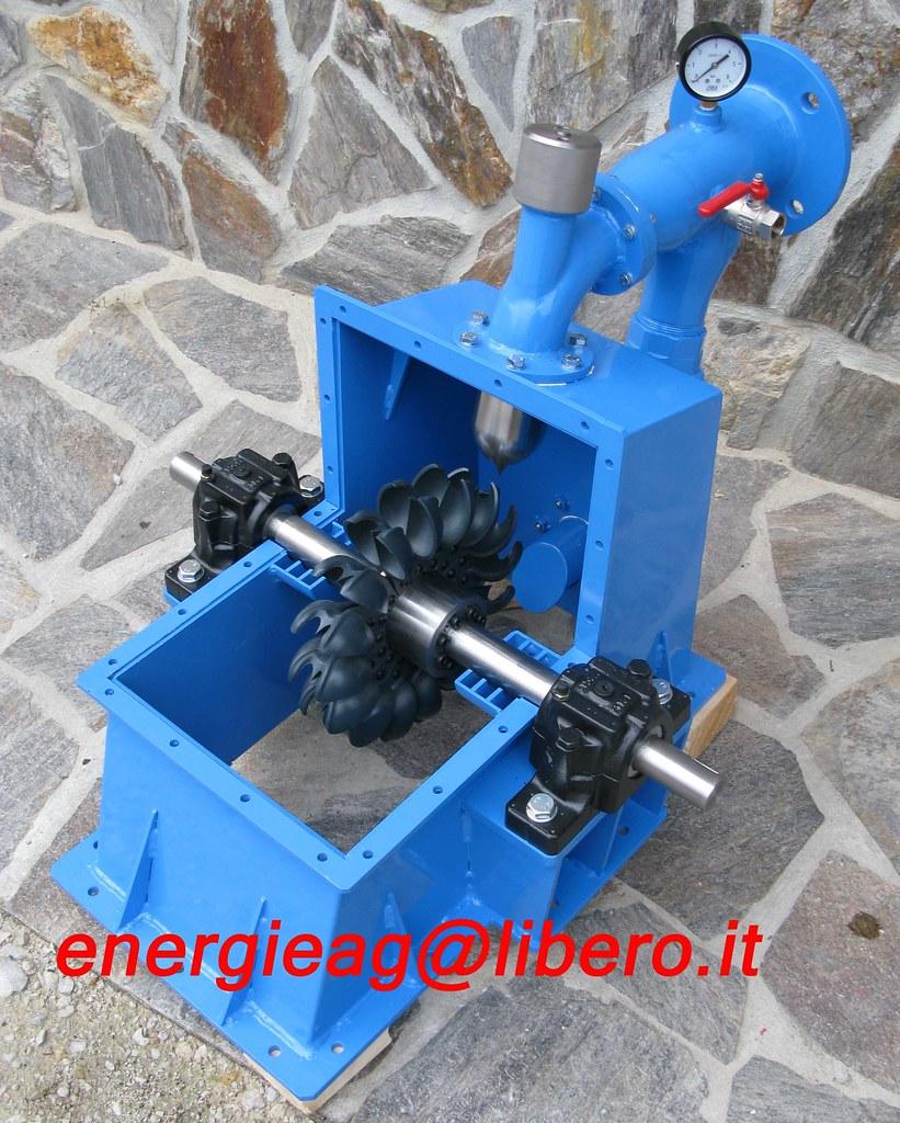 Pelton Wheel Generator