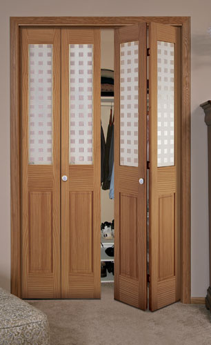 Feather river door wood interior doors multi cube in for Interior folding doors