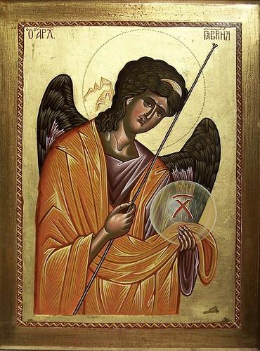 Thomas Xenakis, Archange Gabriel