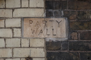 An example of a party wall agreement