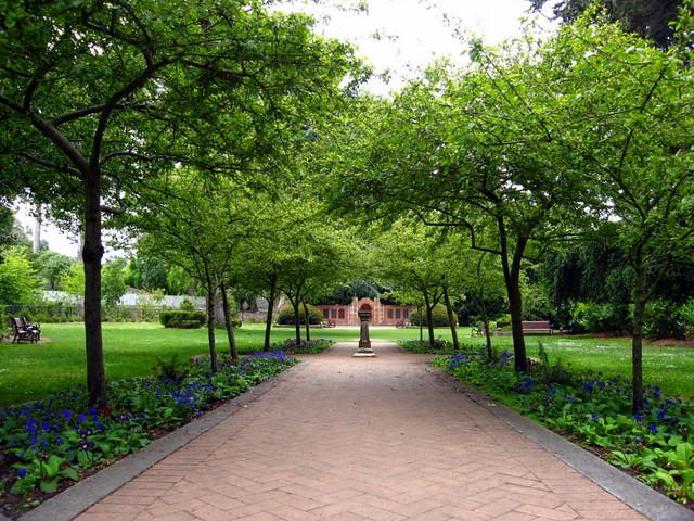 Shakespeare Garden In Golden Gate Park Shakespeare Garden Flickr Photo Sharing