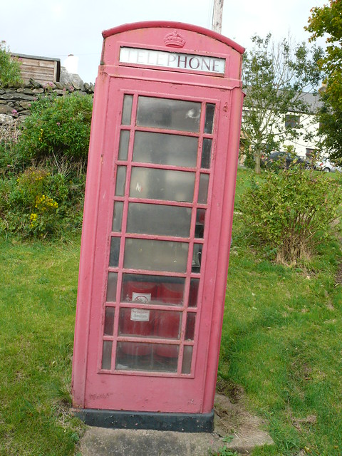 Telephone Box - Little Urswick 101009