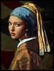 JESSICA ALBA by Vermeer (my artistic fake!)