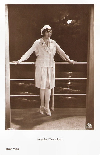 Maria Paudler