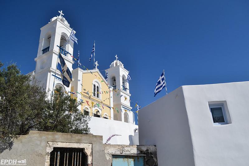 Iglesia de Megalochori
