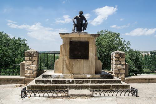Monumento a las víctimas de la Guerra Civil de 1936