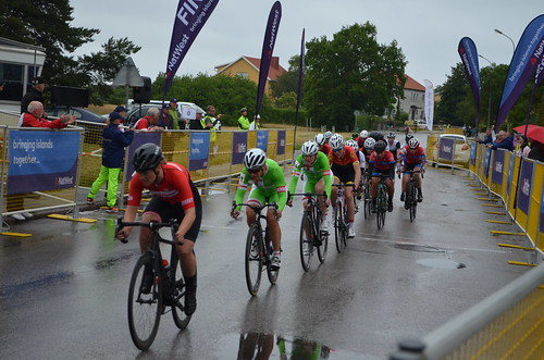 Bicycle Race in Visby (Women's Road Criterium)
