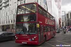 Volvo B7TL Transbus ALX400 - LJ53 BAV - VLA49 - Arriva - Hyde Park Corner 2 - London 2017 - Steven Gray - IMG_9295