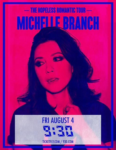 MichelleBranch_Flyer