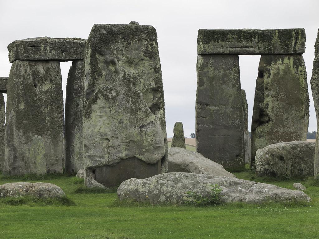Stonehenge Elevation : Stonehenge map england mapcarta