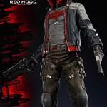 Prime 1 Studio 蝙蝠俠:阿卡漢騎士【紅頭罩】Red Hood 巨大全身雕像作品 MMDC-23EX