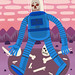 Sad Astronaut - Digital Version by Jack Teagle