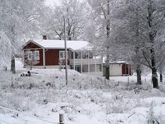 Svensås - Huset
